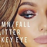 Autumn/Fall Glitter Smoky-Eye Tutorial