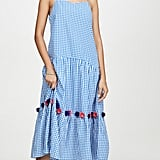 Kos Resort Gingham Dress