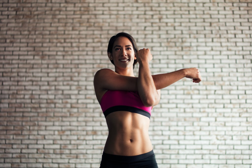 10-Minute Power Glider Workout From Ramona Braganza