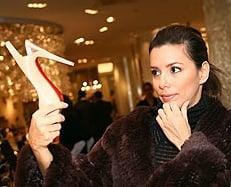 Eva Longoria's Big Apple Shopping Spree!