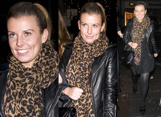 Photos Of Coleen Rooney on Night Out in London as Survey Reveals She has One of the Most Hated Accents