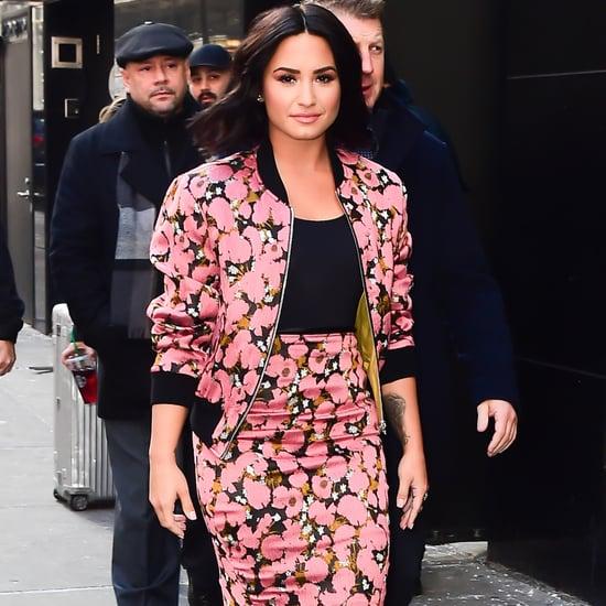 Demi Lovato Style 2017