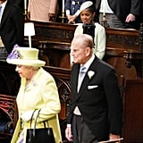 She was the only family member of Meghan's to attend the royal wedding in May.