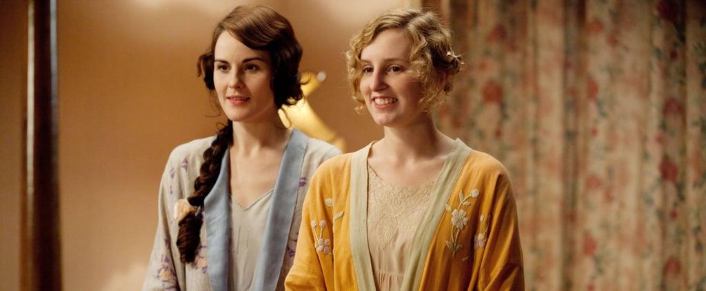 Downton Abbey Movie Cast Photos