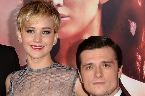 "Jennifer Lawrence And Josh Hutcherson Thought About Getting A ""Platonic Colonic"" Together"