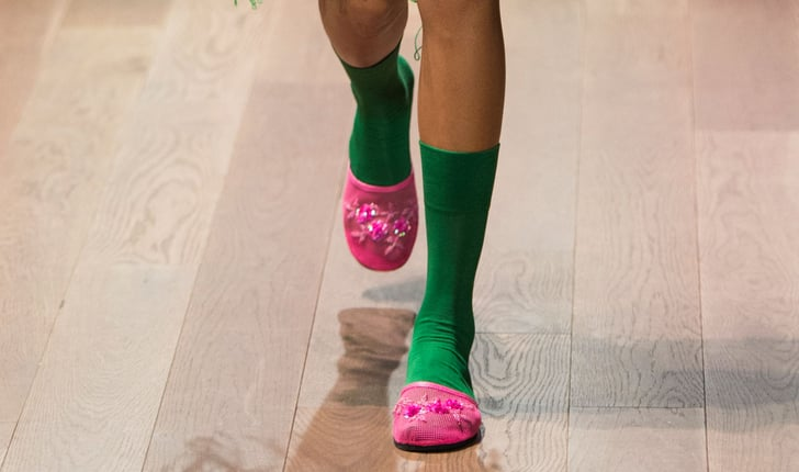 Shoes at Gypsy Sport Spring 2017
