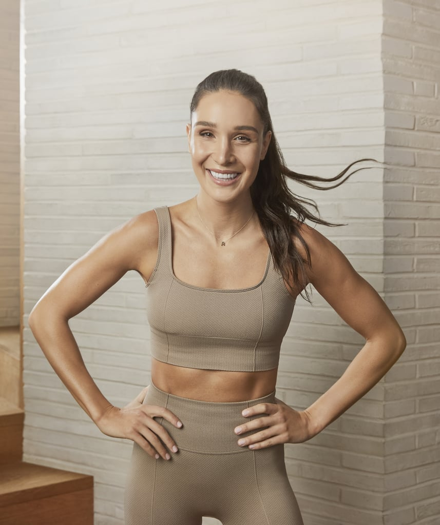 Kayla Itsines 15-Minute Low-Impact Ab Workout