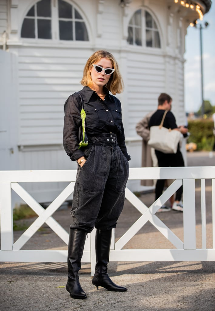 The Fall Trend: Darker Denim