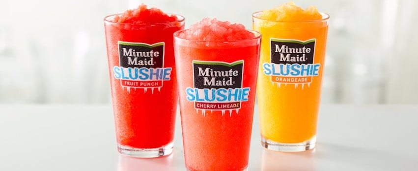 McDonald's Has 3 New Slushy Drinks in Flavors You'll Thirst For