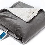 Bedsure Washable Electric Heated Blanket Throw