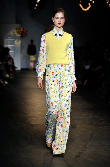 Fall 2011 London Fashion Week: House of Holland