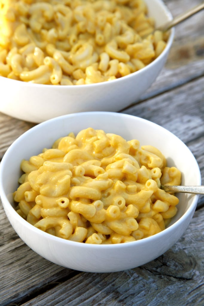 Entrée: Dairy-Free Mac and Cheese