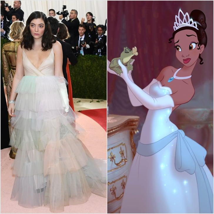 Lorde as Tiana