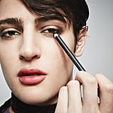 Add carbon black pencil to your upper and lower waterline to make your eyes smolder.