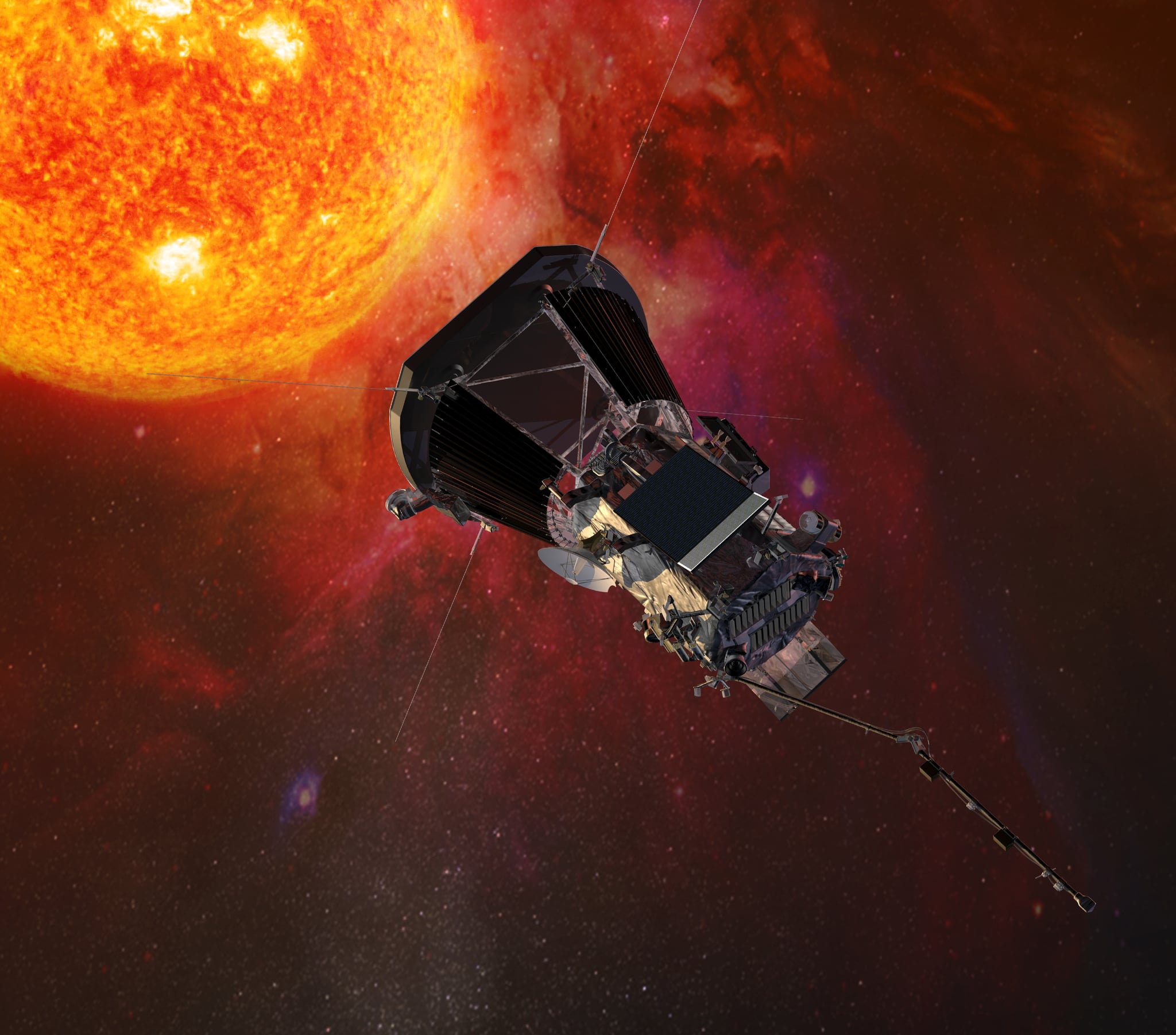 NASA all set to launch world's first mission to Sun next year