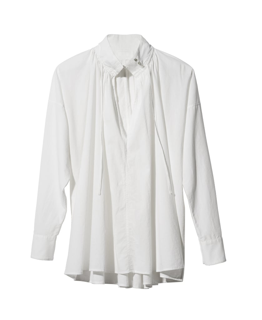 H&M Conscious Collection Wide-Cut Cotton Blouse ($50)