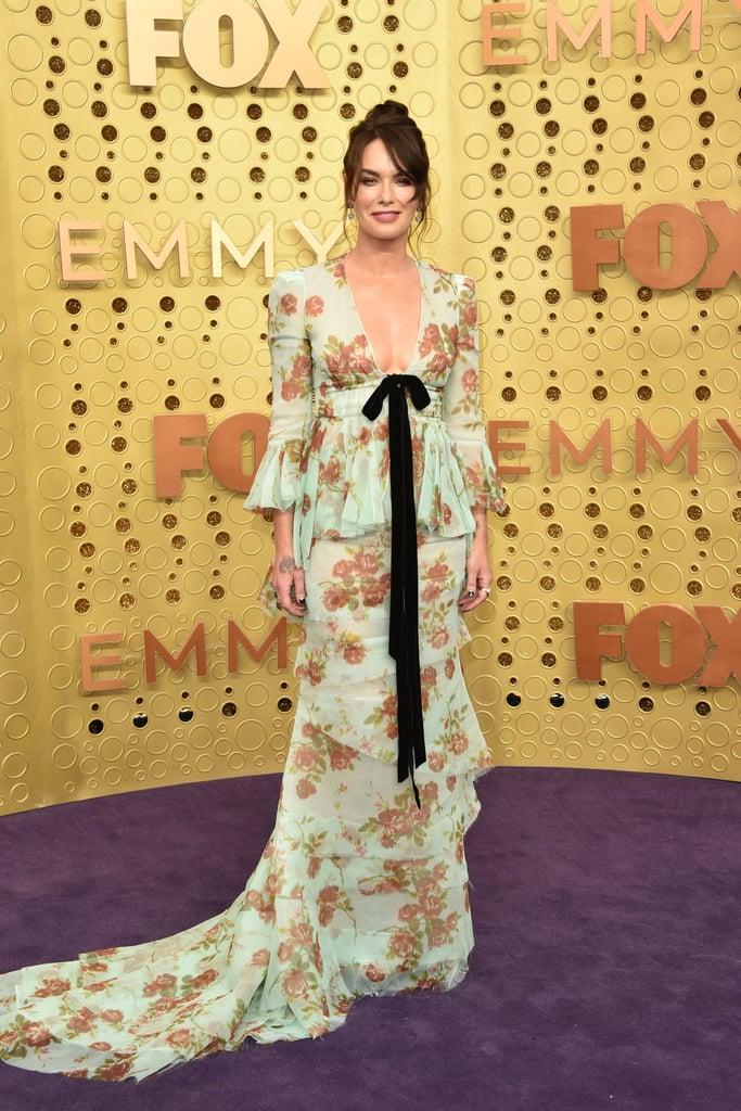 Lena Headey at the 2019 Emmys