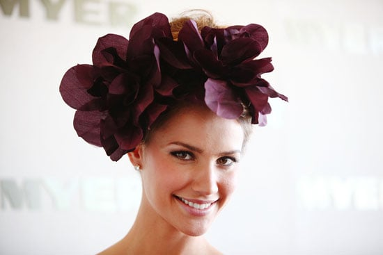 Pictures of the Celebrity Hair and Makeup Looks From 2011 Stakes Day