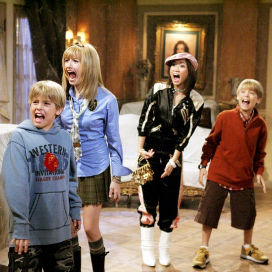 The Suite Life of Zack and Cody Halloween Episode