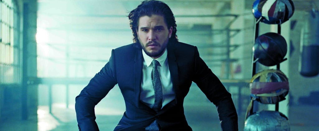 Kit Harington's Sexy Esquire Photos Will Make You Want to Go Beyond His Wall