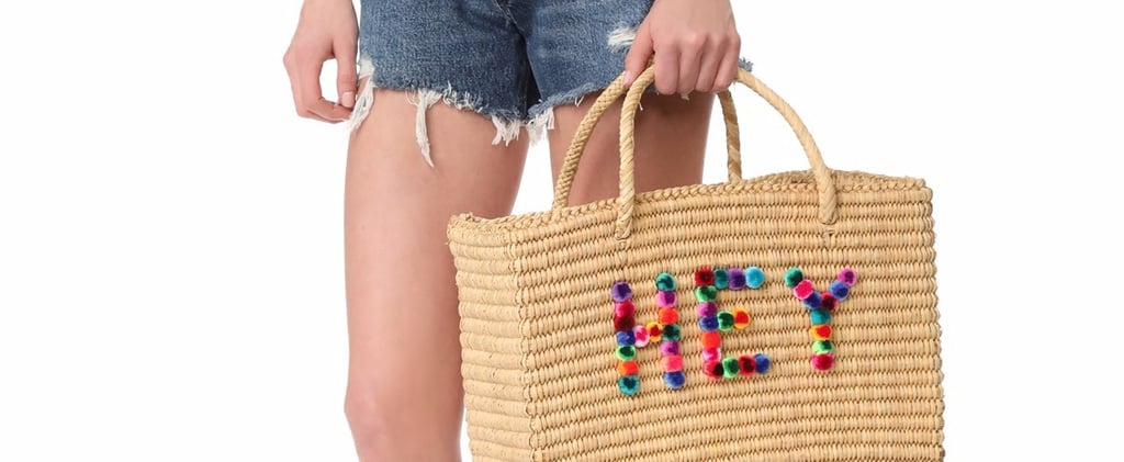 There's No Denying It — These 15 Pom-Pom Beach Bags Are Everything