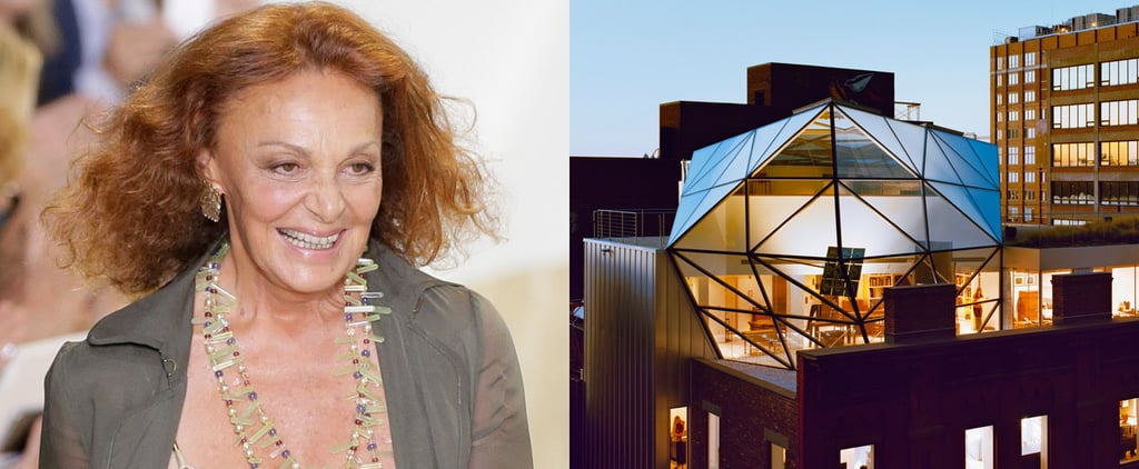 The 2 Home Items Diane von Furstenberg Can't Live Without