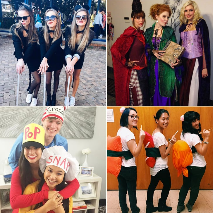Halloween Costumes For Groups of 3  sc 1 st  Popsugar & Halloween Costumes For Groups of 3 | POPSUGAR Love u0026 Sex