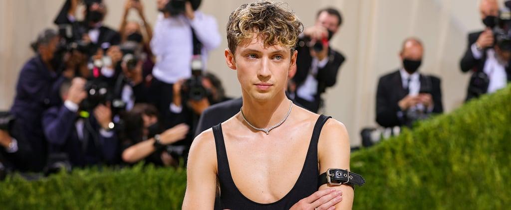 Troye Sivan's Altu Dress at the Met Gala 2021