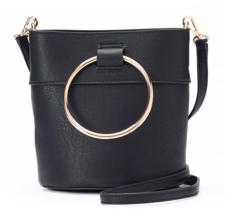 2d8f3a8db59 Lauren Conrad Mini Bucket Crossbody Bag   Best Holiday Gifts From ...