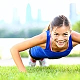 If you're not doing any sport or gym work, then it's time you learned the art of push ups and burpees. If you're already doing gym work or running, then this is a vital piece of exercise you need to add to the bridal catalogue. This exercise routine alone, when done for a few minutes a day, will change your bodyshape. I promise!