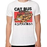 Catbus T-Shirt ($21-$25)