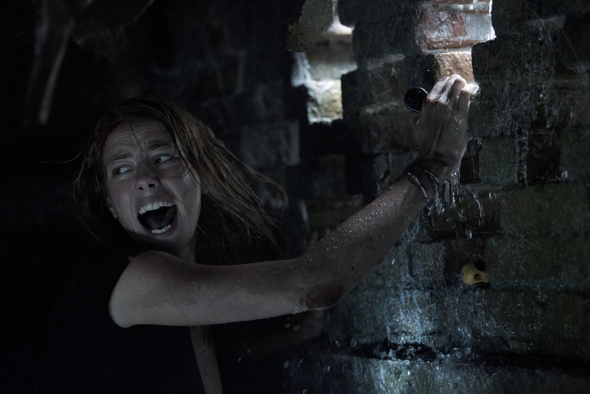 Kaya Scodelario in CRAWL from Paramount Pictures. Photo Credit: Sergej Radovic.
