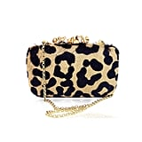 I've always loved leopard print so I was stoked to see Burberry give it the official stamp of acceptance by sending it down the runway. With leopard, a little goes a long way so I'll be adding this clutch to my collection asap. — Genevieve, associate editor Bag, $290, Rachael Ruddick at AUSMODE