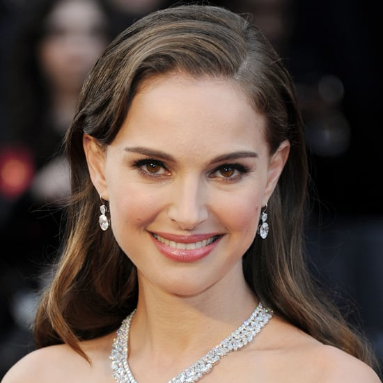Natalie Portman's 2012 Oscars Hair and Makeup