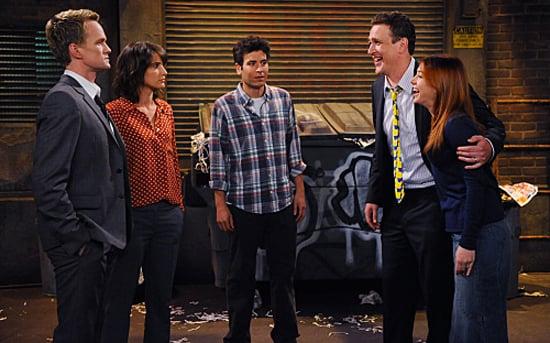 Quand Barney commence à dater Robin lire rencontres Alys Perez