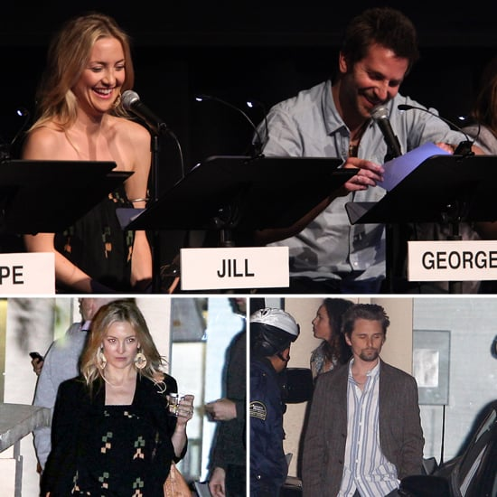 Kate Hudson and Matthew Bellamy Pictures With Cooper Saldana