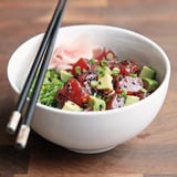 Tuna Poke Bowl With Avocado Recipe