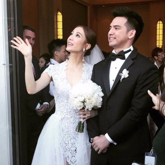 Grace Wong's Wedding Dress