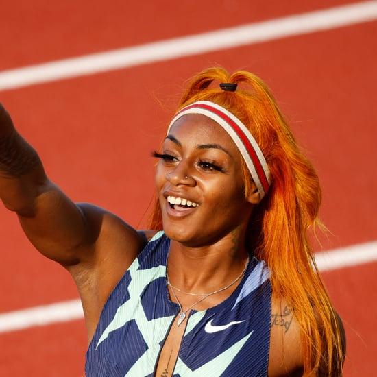 Sha'Carri Richardson Shares Significance of Hair Colour