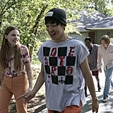 Takumi's Graphic T-Shirt in Looking For Alaska