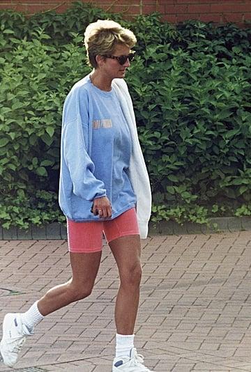 Princess Diana's Summer Style