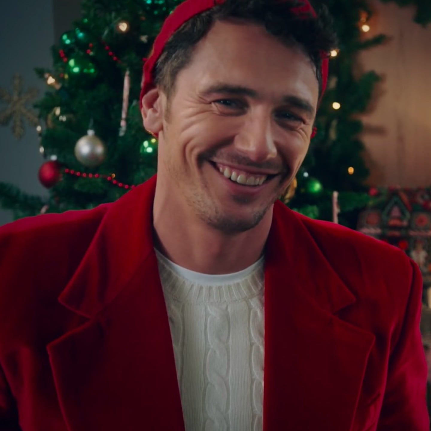James Franco SNL Hallmark Channel Christmas Skit | POPSUGAR ...