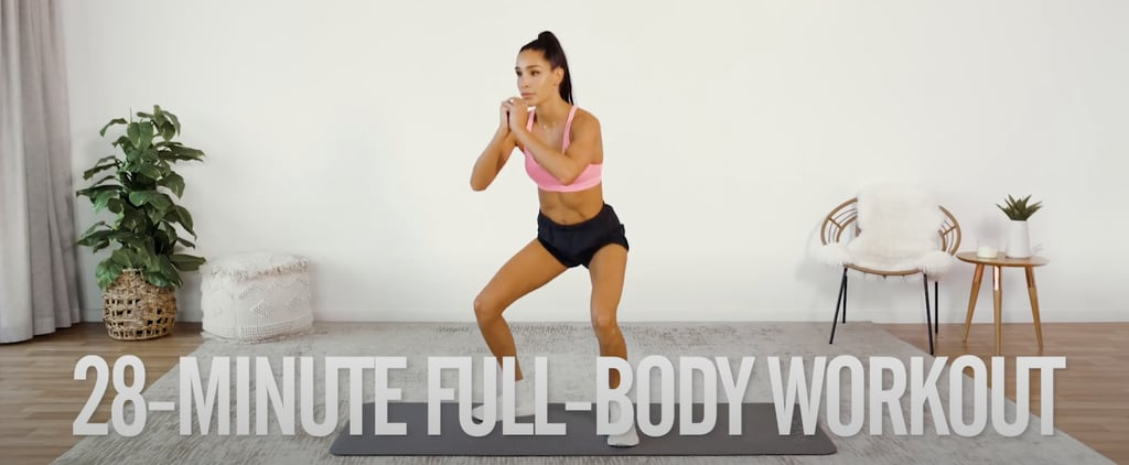 4-Week No-Equipment Workout Plan Weeks 2 & 4: Full Body