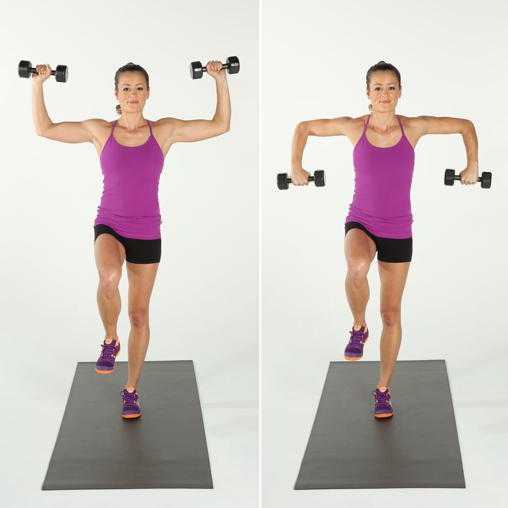 Best Arm Exercises With Dumbbells To Get Good, Toned Arms ...
