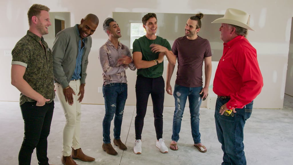 The Fab 5 From Queer Eye