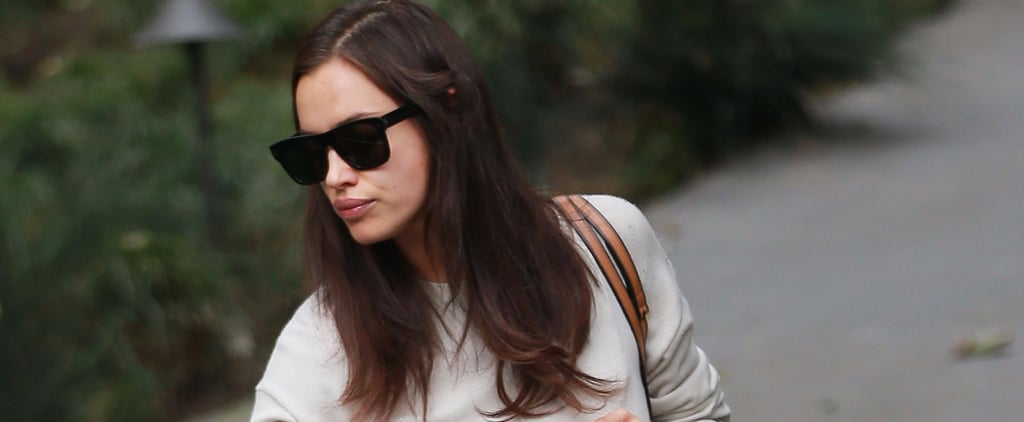 Irina Shayk's Engagement Ring Looks Just as Good the Second Time Around