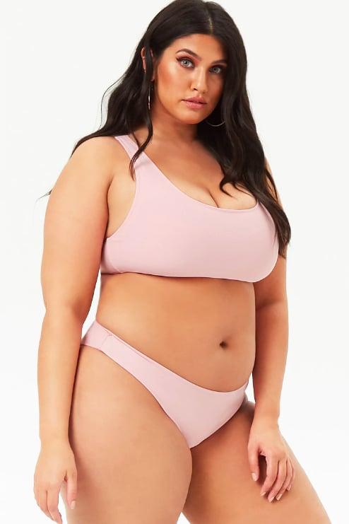172490de566 Halsey Pink Bikini August 2018