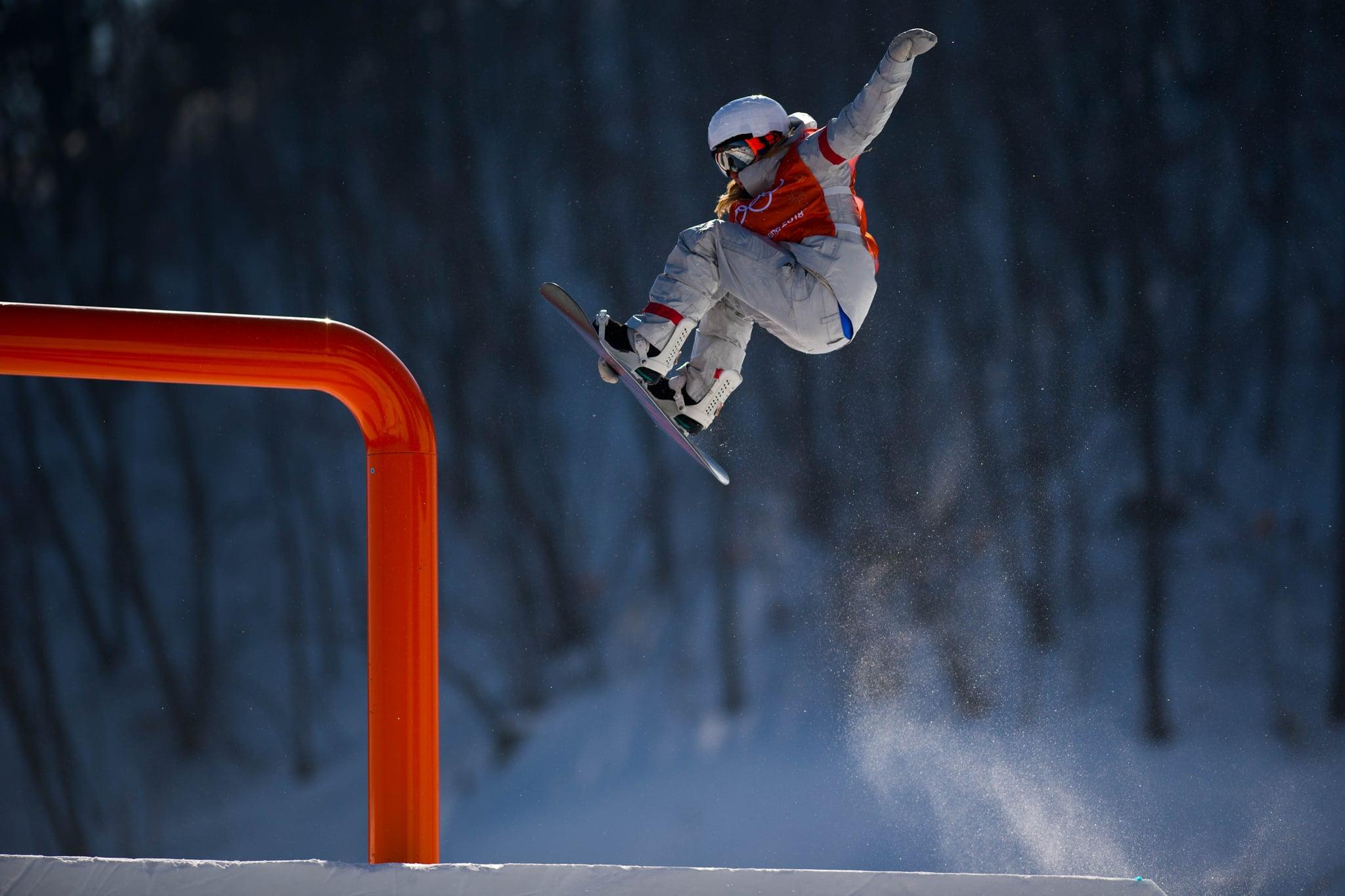 Jamie Anderson Wins Gold in Slopestyle Winter Olympics ...