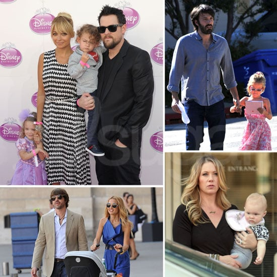 Celebrity Babies Photos - The Hollywood Gossip