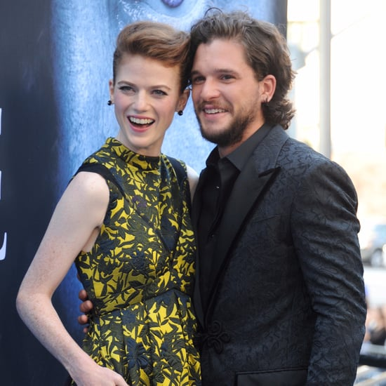 Kit Harington and Rose Leslie's Cutest Pictures